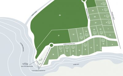 Des terrains qui s'envolent : Memphrémagog sur le lac