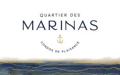 Découvrez le Quartier des marinas